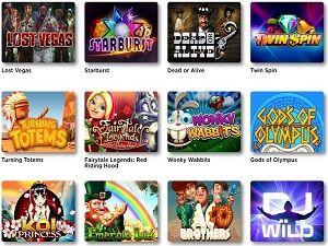 nederlands gokkasten casino overzicht